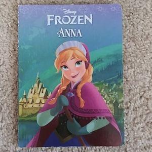 Disney Frozen: Anna Book